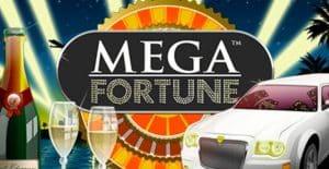 Mega Fortune Highroller casino jackpott